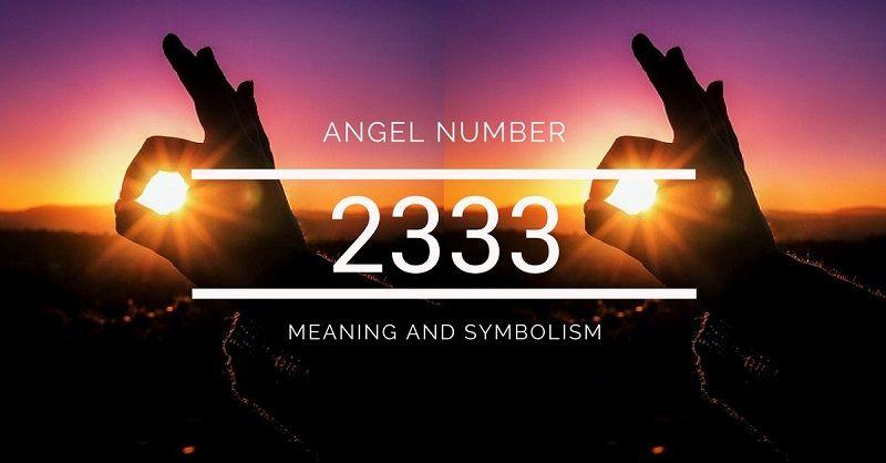 2333 angel number